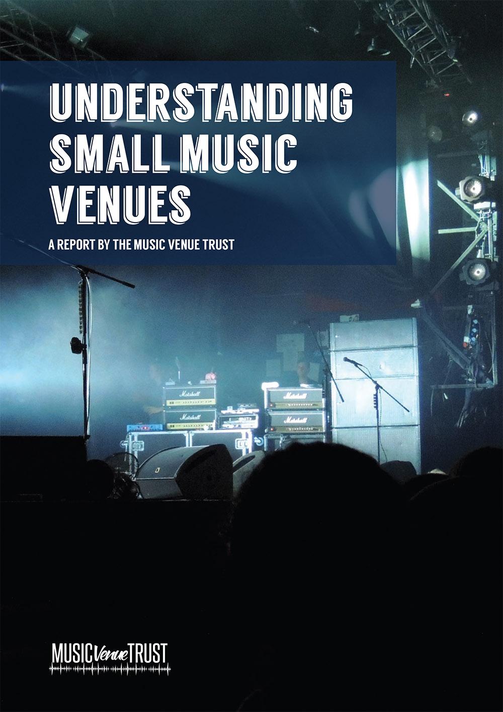 Understanding Small Music Venues
