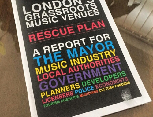 Mayor acts on rescue plan to save London's Music Venues