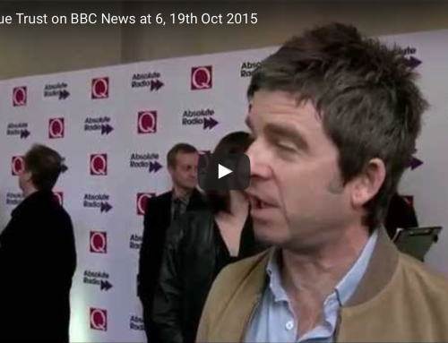 Music Venue Trust on BBC News at 6, 19th Oct 2015