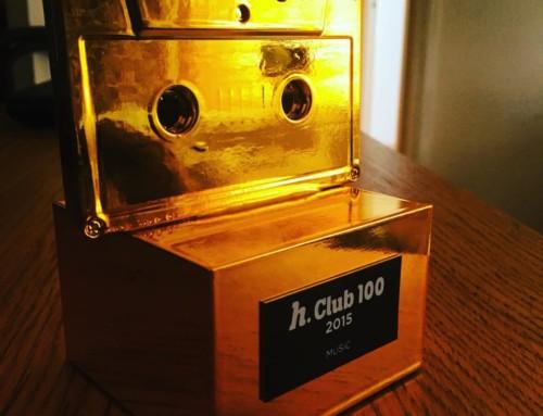Music Venue Trust wins h.Club 100 2015 Award for Music