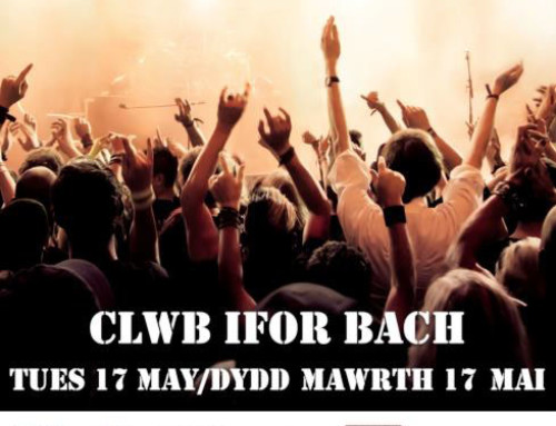 Music Venue Trust on Tour! Welsh Music Venues meeting – 17 May 2016 at Cardiff's Clwb Ifor Bach