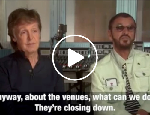An Open Letter to Sir Paul McCartney and Ringo Starr MBE