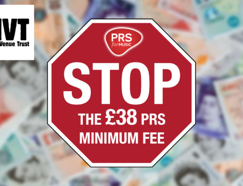 An Open Letter to PRS Members about PRS For Music's 'Minimum Tariff'