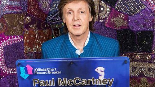 Sir Paul McCartney throws weight behind UK Music Venues