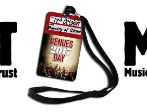 TICKETWEB RETURNS AS HEADLINE SPONSOR FOR VENUES DAY 2017