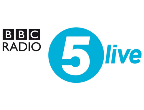ACE Funding: Beverley Whitrick & Jeff Horton on BBC5 Live
