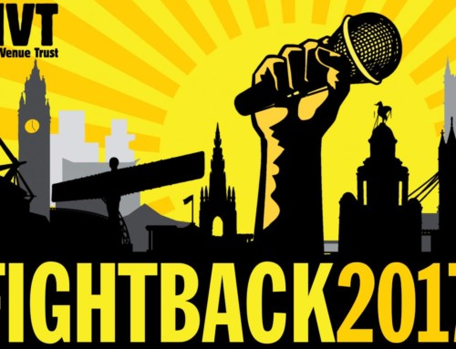 #FIGHTBACK 2017 – MVT Fundraising; Electric Ballroom Concert Postponed