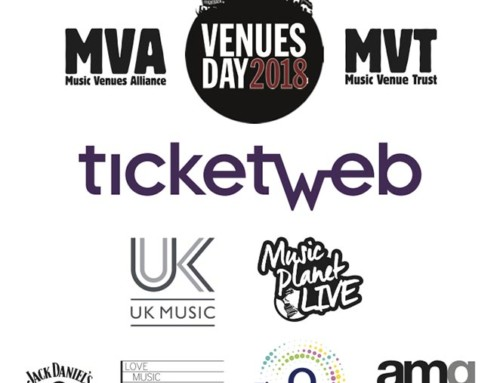 Venues Day 2018 Partners Announced