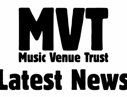 Music Venue Trust Latest News