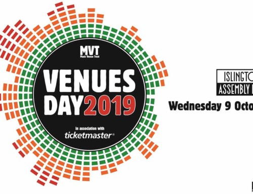 Venues Day 2019