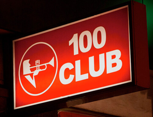 London's Iconic 100 Club Saved